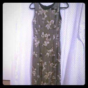 Carole Little oriental inspired dress